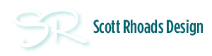 Scott Rhoads Design Logo