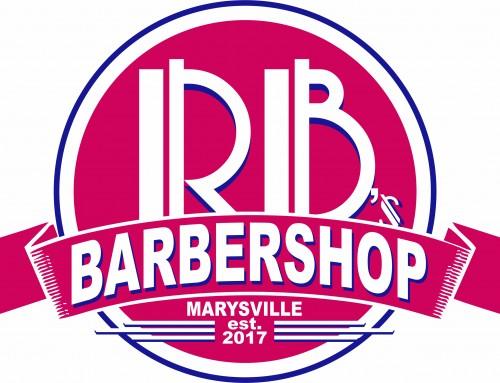 RBs Barbershop Logo 17